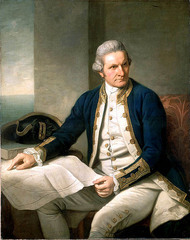 Which of the following did Captain Cook and Christopher Columbus have in common?